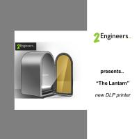 3D printer DLP Lantarn