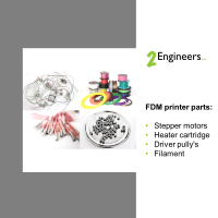FDM printer parts